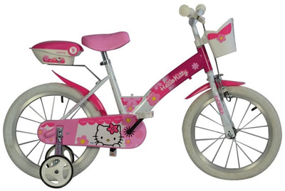 bicicletas de Hello Kitty 16 pulgadas bicicletas baratas de Hello Kitty